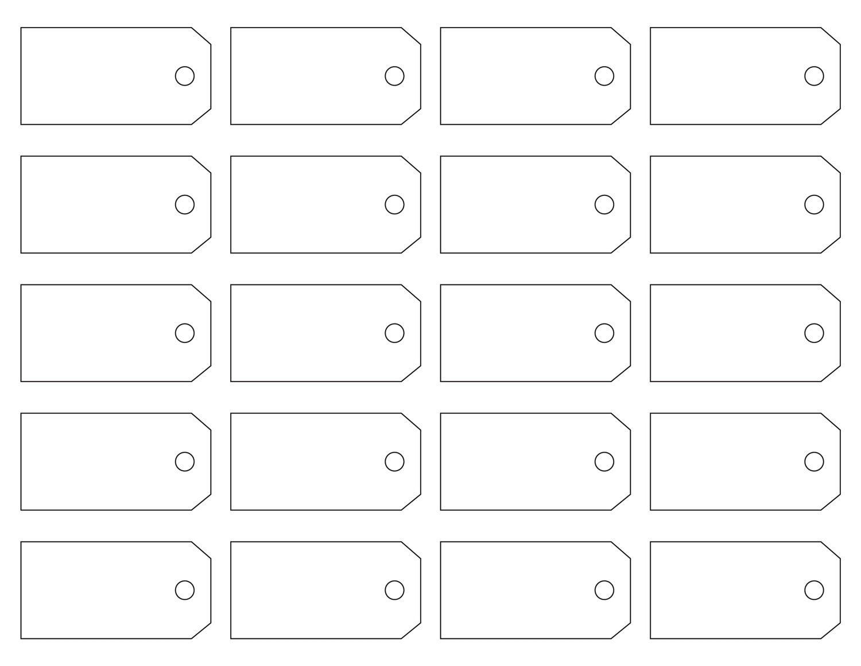Printable Price Tag Templates   Make Your Own Price Tag Labels For - Free Printable Price Labels