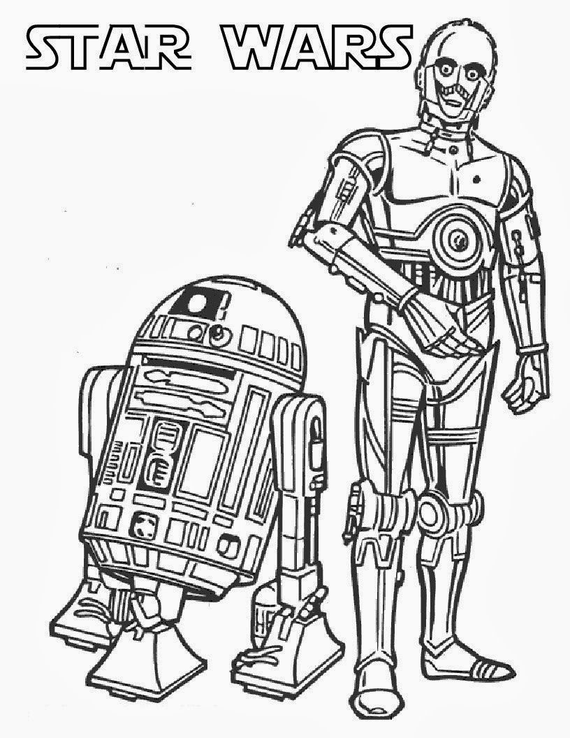 Printable Star Wars Coloring Pages   Coloring   Színezőlapok - Free Printable Star Wars Coloring Pages