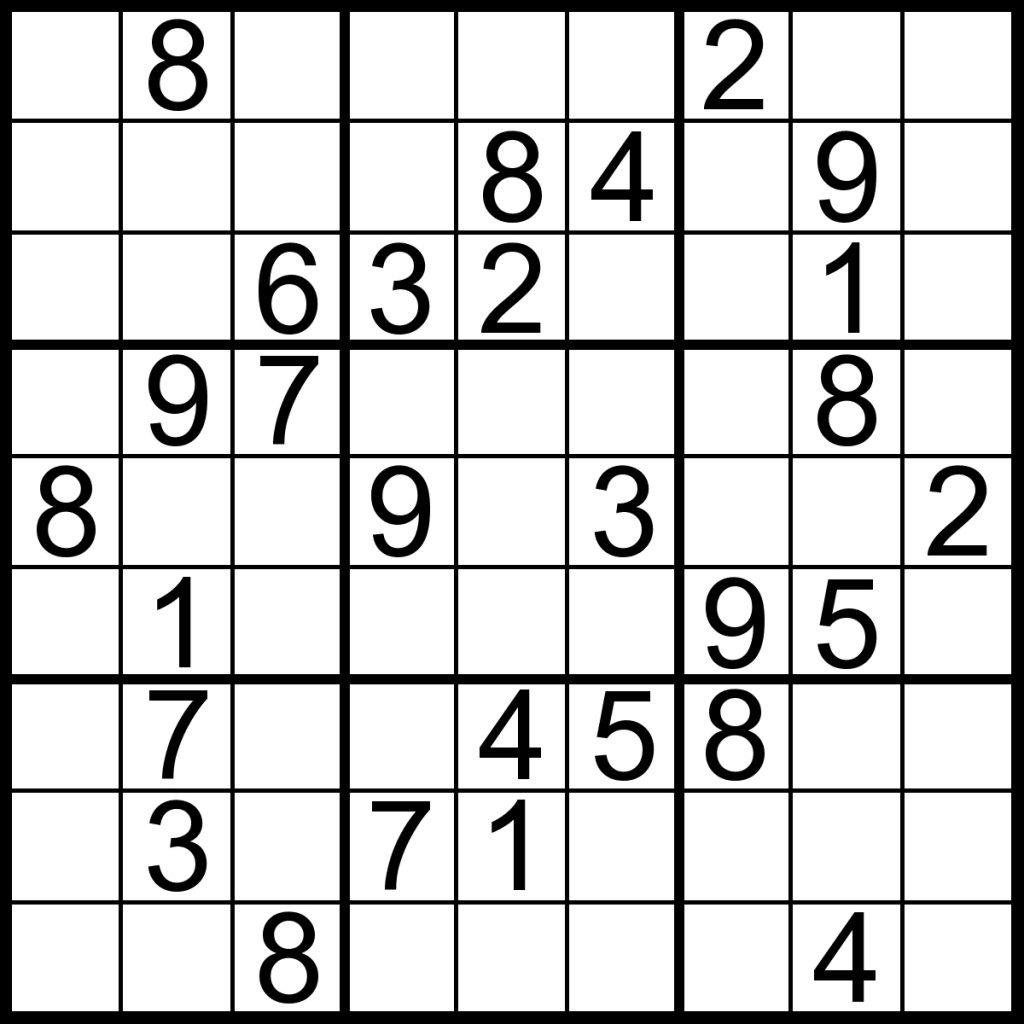 Printable Sudoku Printable 360 Degree – Camnangbenhtat - Free Printable Sudoku