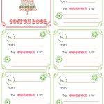 Printable+Christmas+Coupon+Book+Template | Crafts | Christmas – Free Printable Christmas Gift Voucher Templates