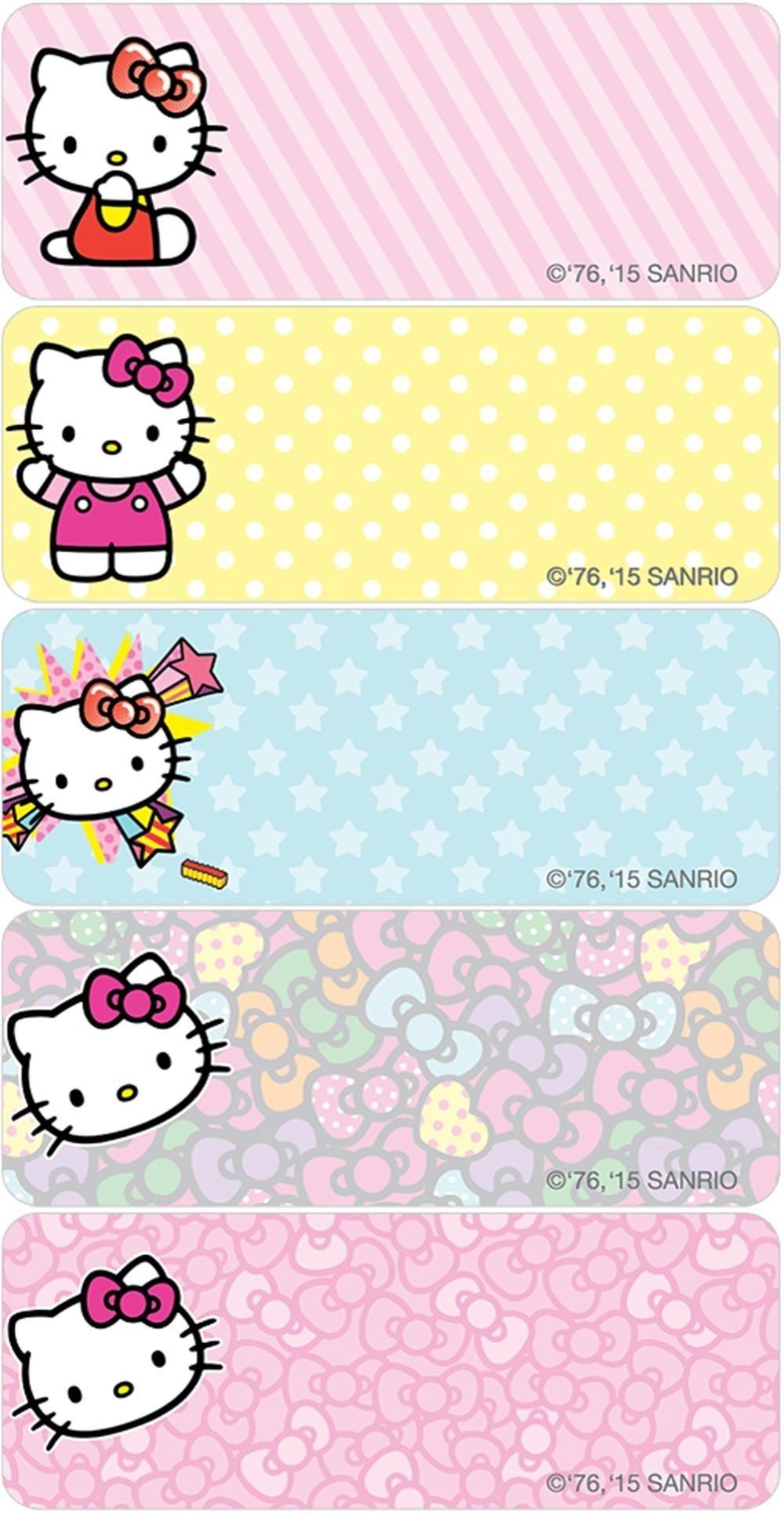 Product Image | Free Printables | Hello Kitty Wallpaper, Hello Kitty - Hello Kitty Name Tags Printable Free