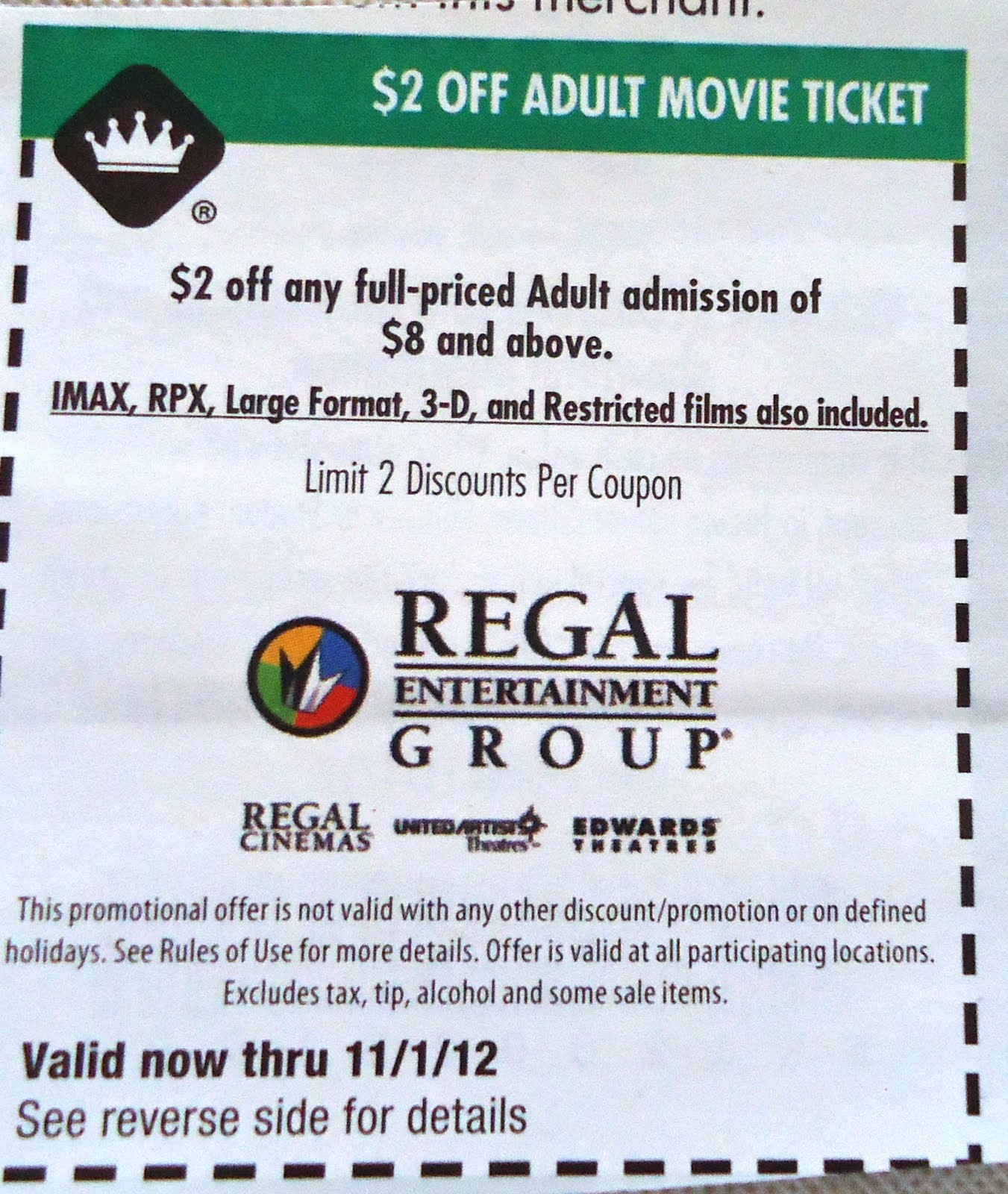 Regal Popcorn Coupon July 2018 : Harcourt Outlines Coupons - Regal Cinema Free Popcorn Printable Coupons