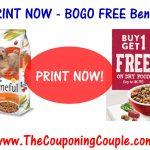 Reset*** Bogo Free Beneful Dog Food Printable Coupon ~ Print Now!   Bogo Free Coupons Printable
