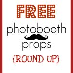 Round Up} Free Printable Photobooth Props   Creative Juice   Free Printable Photo Booth Props Template