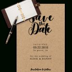 Save The Date Templates For Word [100% Free Download]   Free Printable Save The Date Invitation Templates