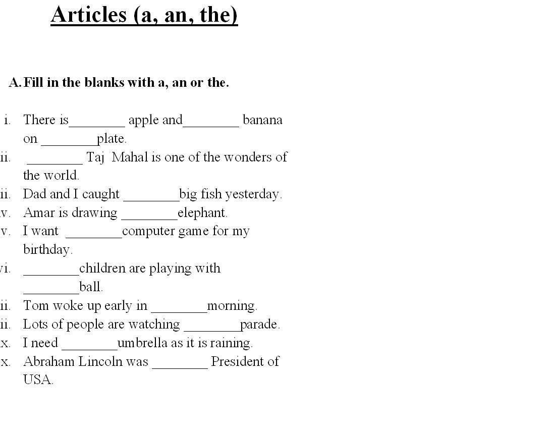 Saved Free Printable English Grammar Worksheets For Grade 6 2 - Free Printable Grammar Worksheets