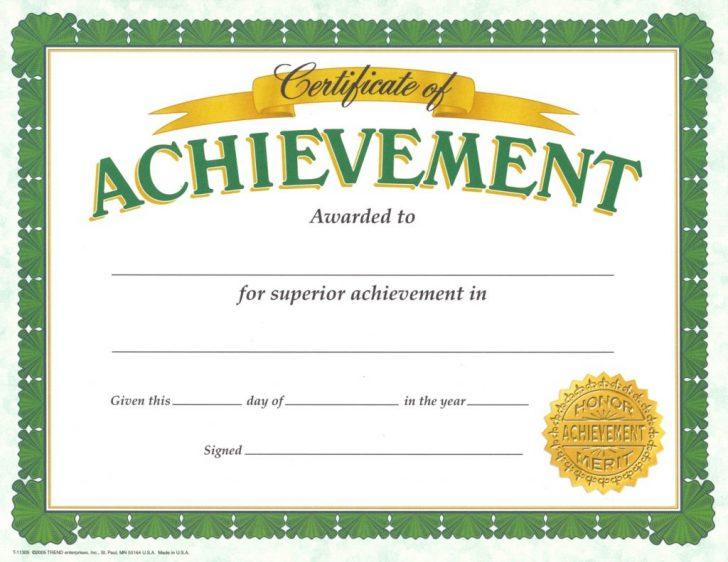 Free Printable School Certificates Templates