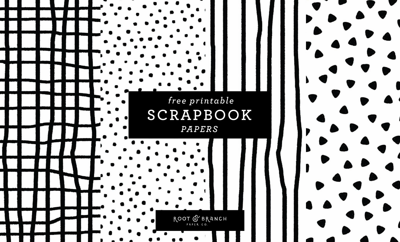 Scrapbook Backgrounds Printables Free Printable Scrapbook Papers - Free Printable Scrapbook Paper