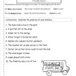 Second Grade Sentences Worksheets, Ccss 2.l.1.f Worksheets.   Free Printable Sentence Correction Worksheets