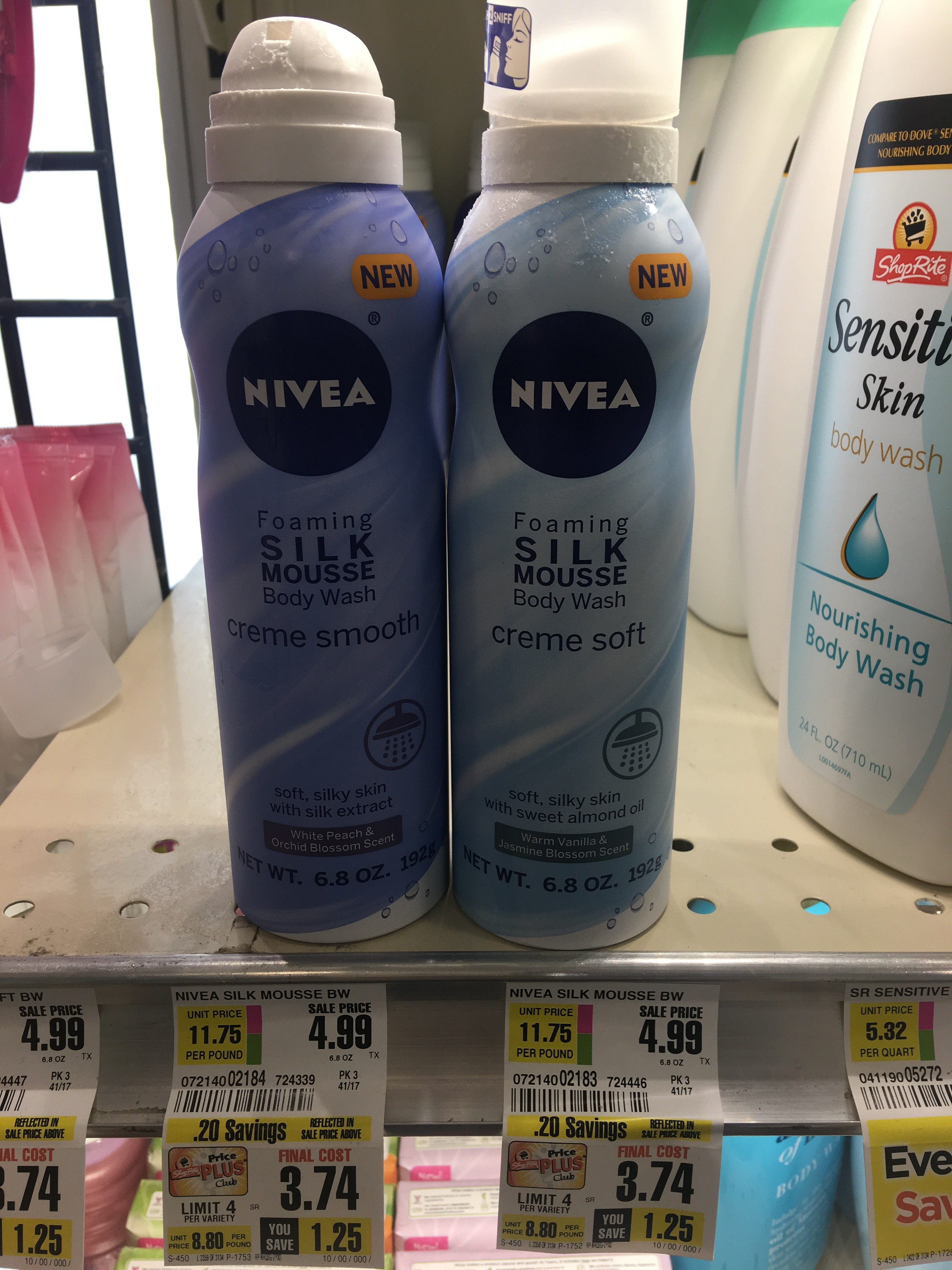 Shoprite: Catalina Offer Continues, Free Nivea Products & More! - Ftm - Free Printable Nivea Coupons