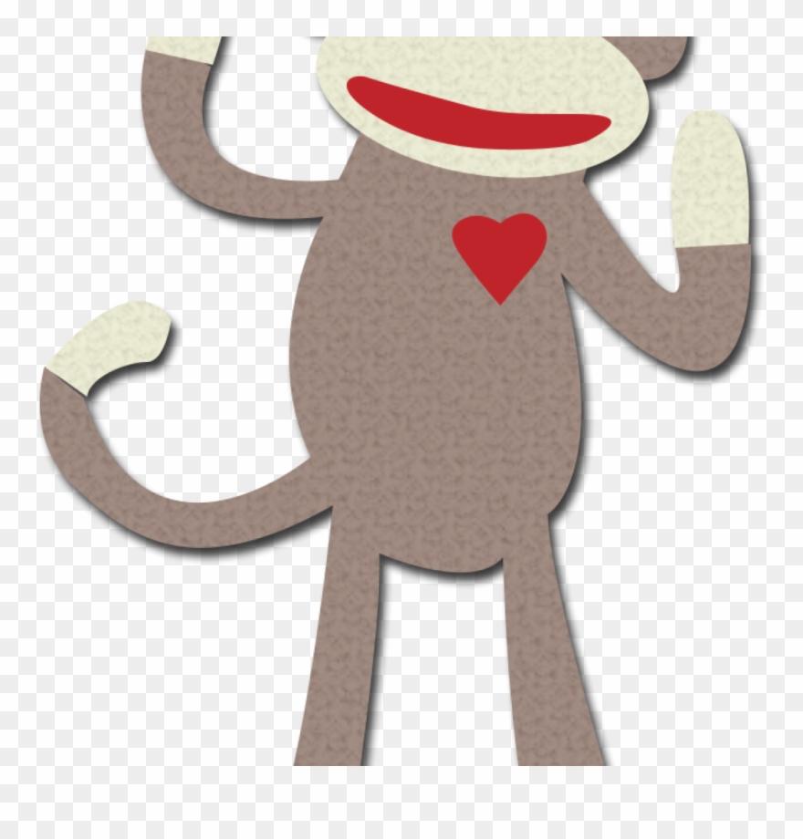 Sock Monkey Clip Art Free Library Music Clipart - Sock Monkey Clip - Free Printable Sock Monkey Clip Art
