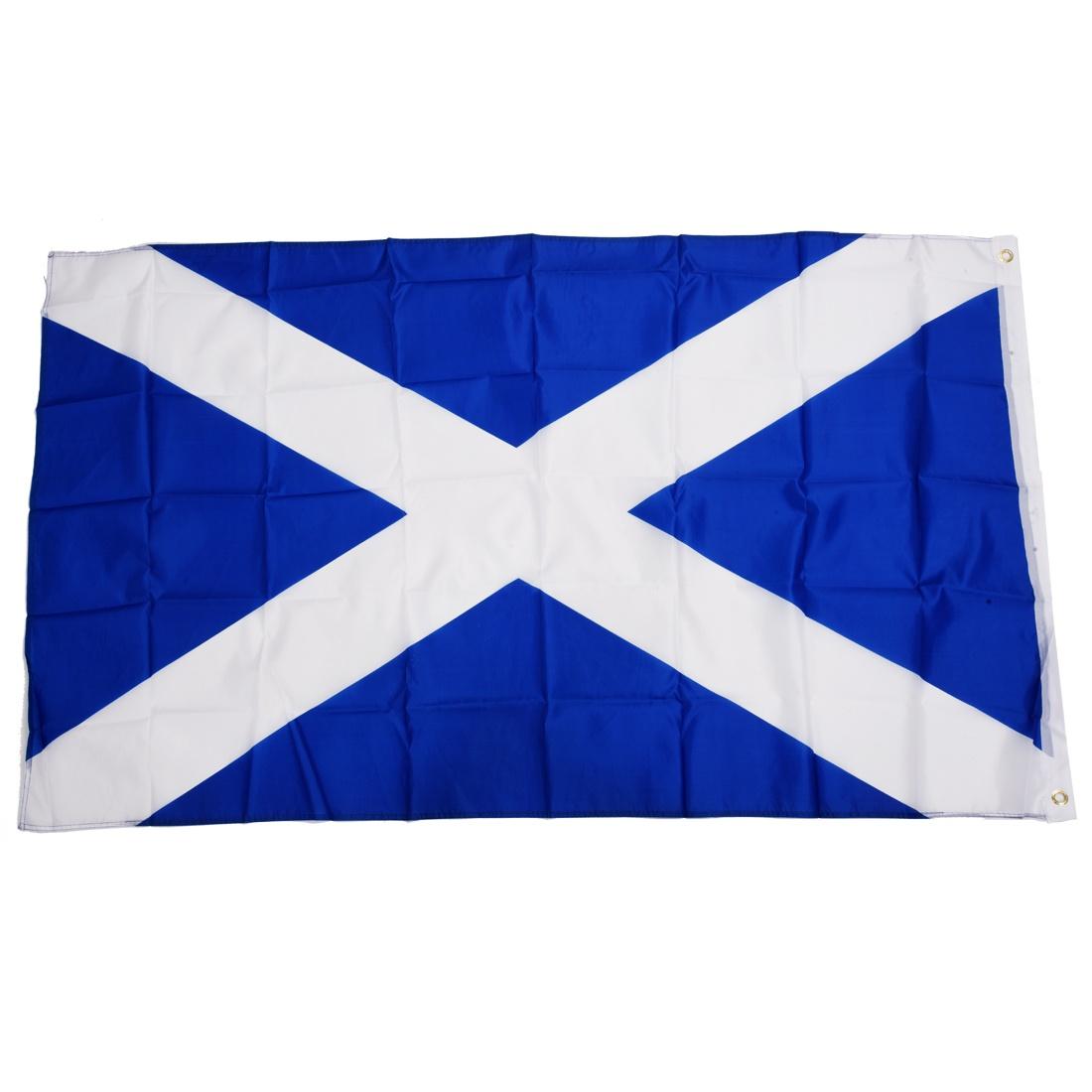 Special Offer Scotland National Flag (St Andrew) 5Ft X 3Ft N3 - Free Printable Scottish Flag