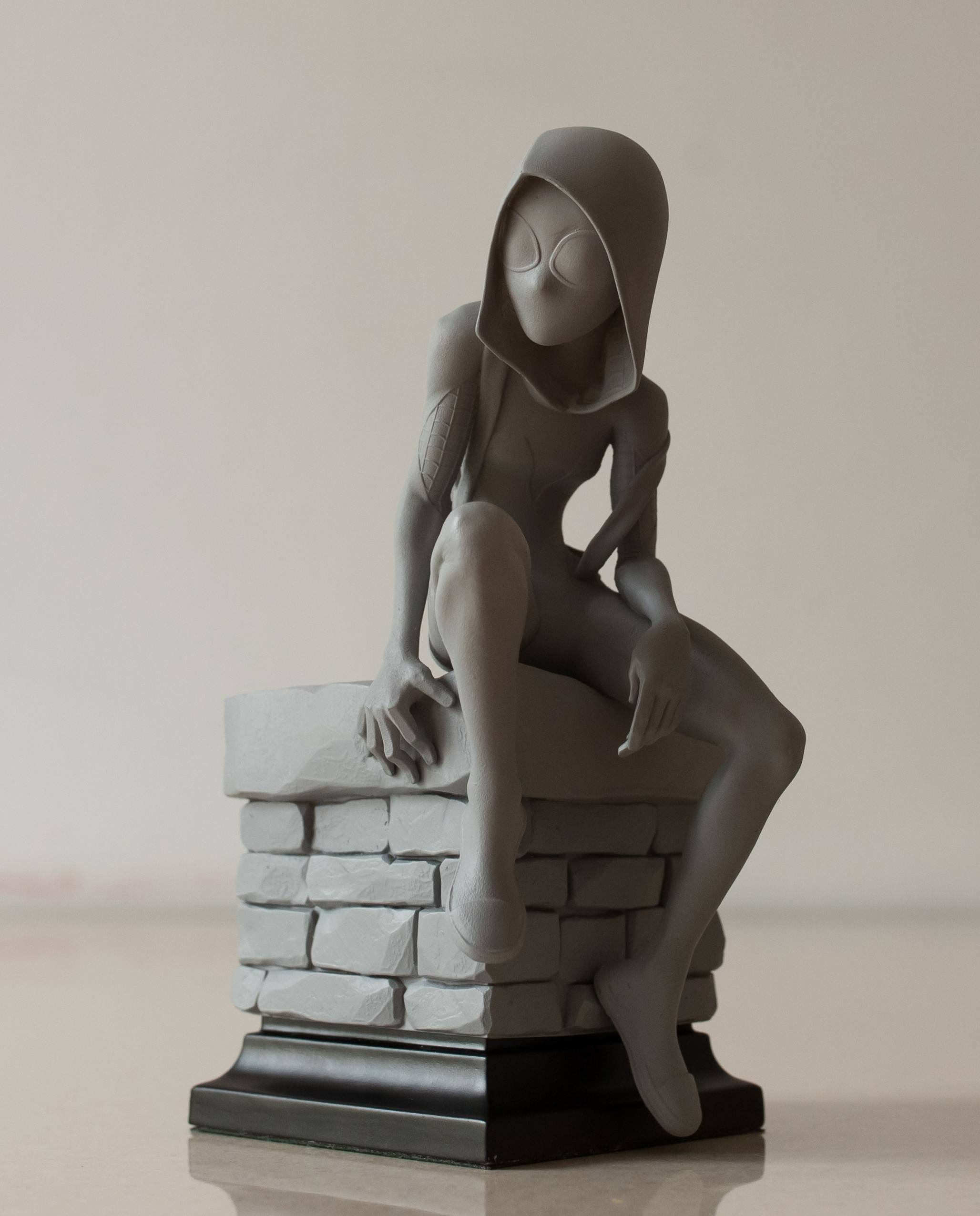 Spider-Gwen + Other Models Free 3D Print Files – 3D Printer Reviews - Free 3D Printable Models