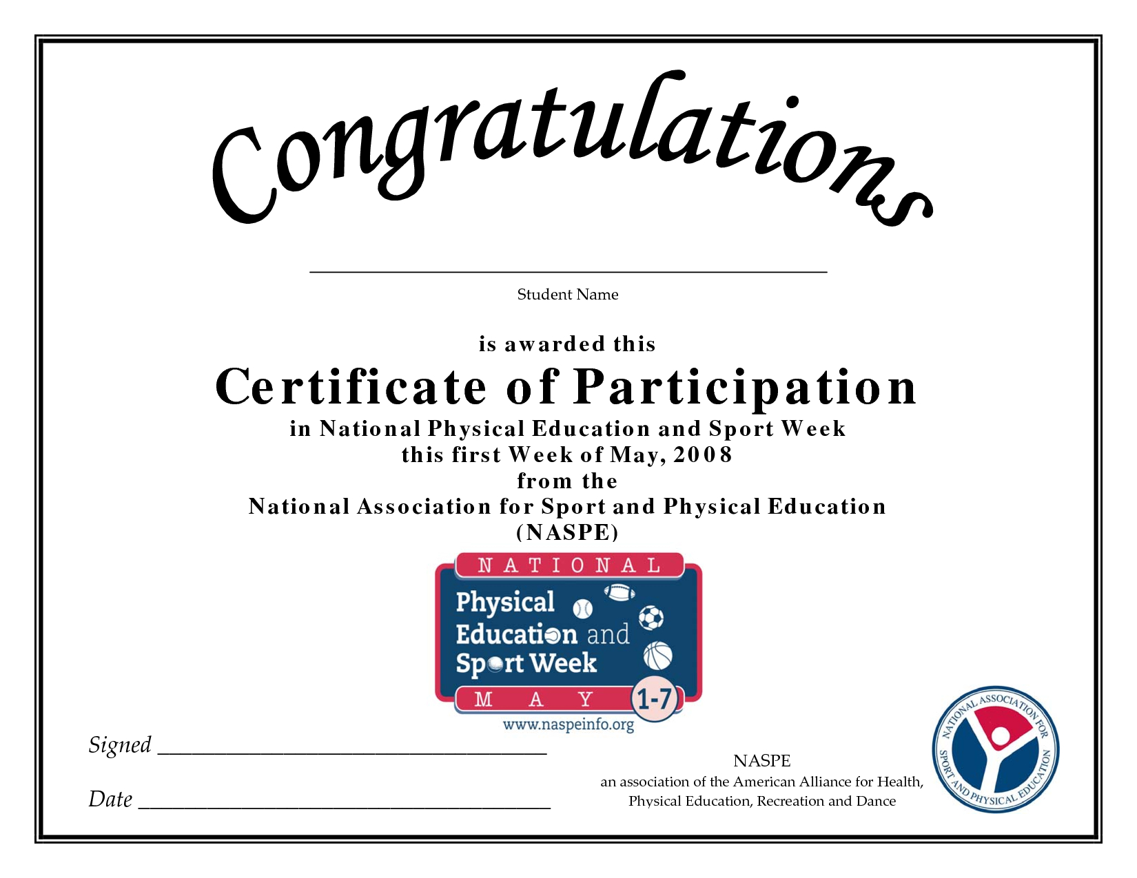 Sports Participation Certificates - Demir.iso-Consulting.co - Sports Certificate Templates Free Printable