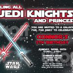 Star Wars Invitations Free Printable | Star Wars | Star Wars   Star Wars Invitations Free Printable