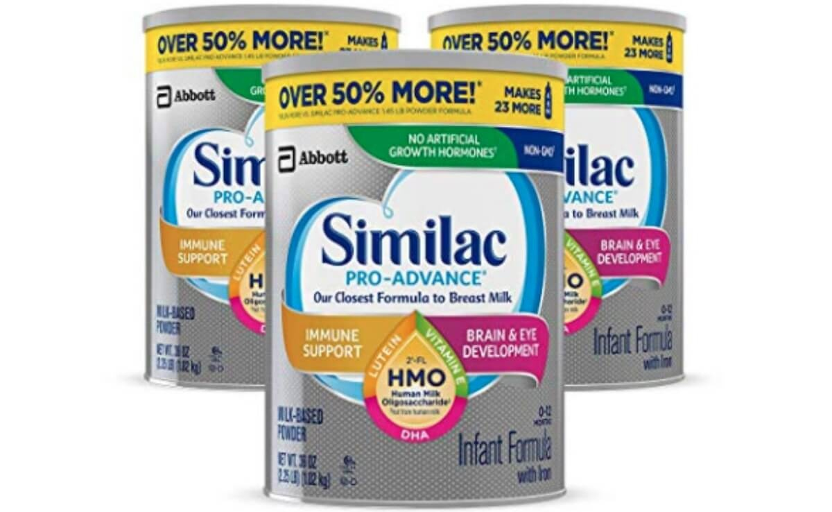 Stock Up Baby Deal! 45% Off Similac Pro-Advance Non-Gmo Infant - Free Printable Similac Coupons Online