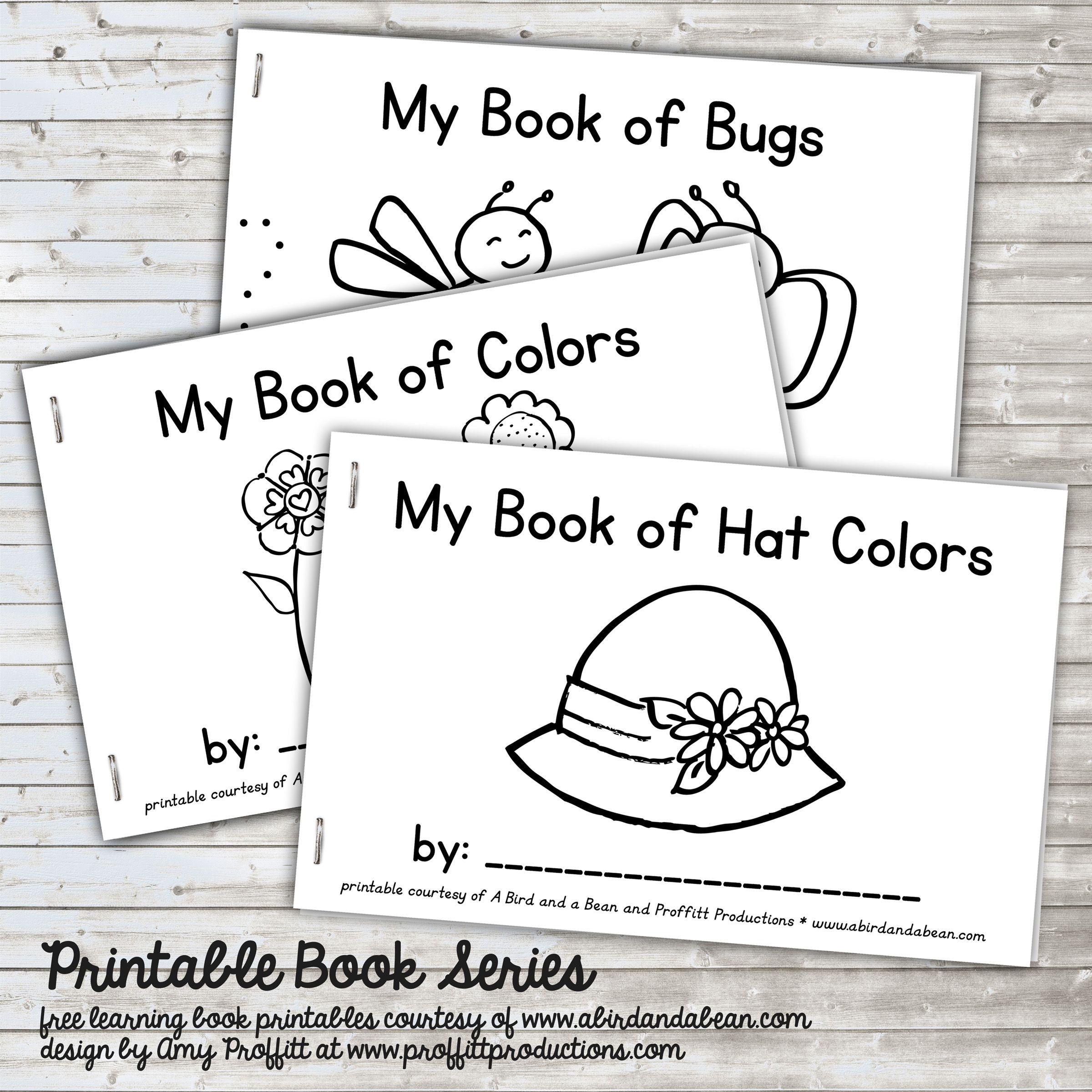 Summer Book Series :: Free Printable | School | Summer Books - Free Printable Books For Kindergarten