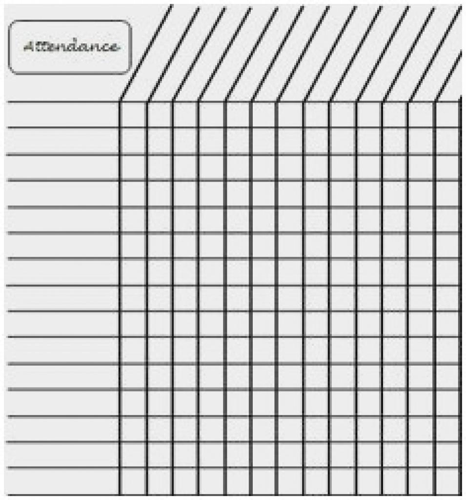 Sunday School Attendance Chart Free Printable (57+ Images In - Free Printable Sunday School Attendance Sheet