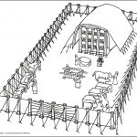 Tabernacle Lesson For Kids Sunday School   Free Printable Pictures Of The Tabernacle
