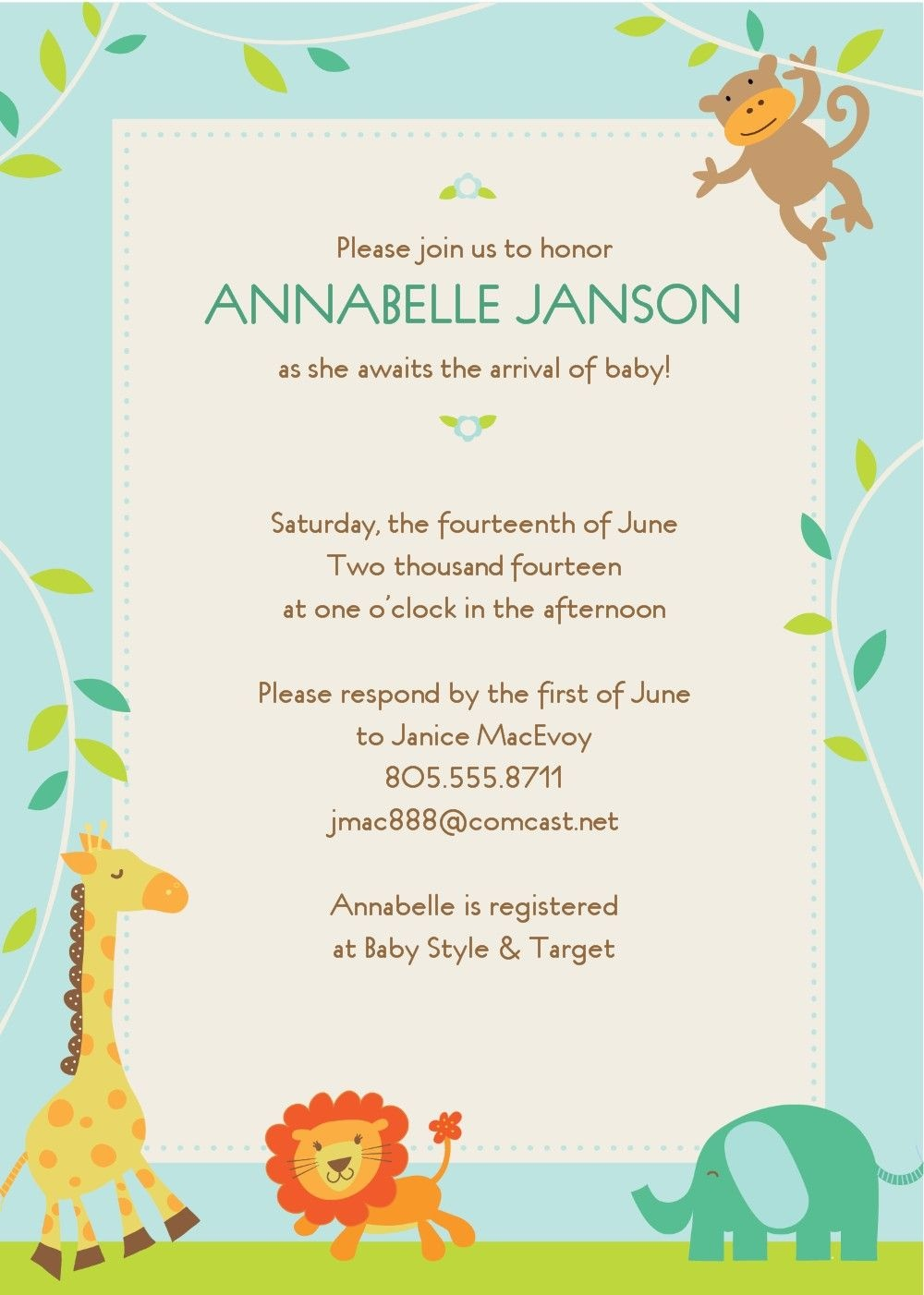 Template Free Printable Baby Shower Invitation Templates | Writing - Free Printable Baby Shower Invitations Templates For Boys