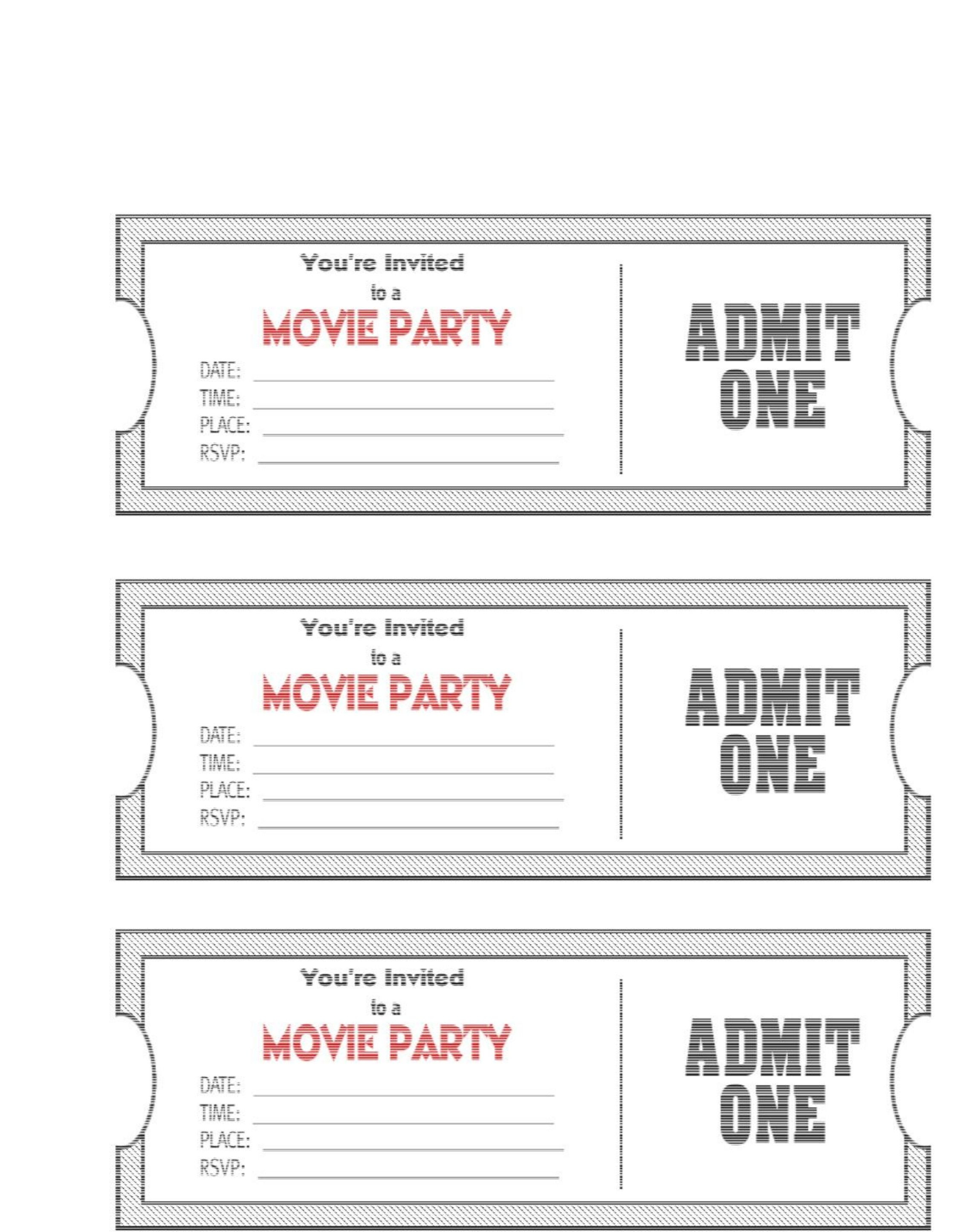 Template Raffle Tickets Free Download Template Raffle Tickets Free - Free Printable Raffle Ticket Template Download