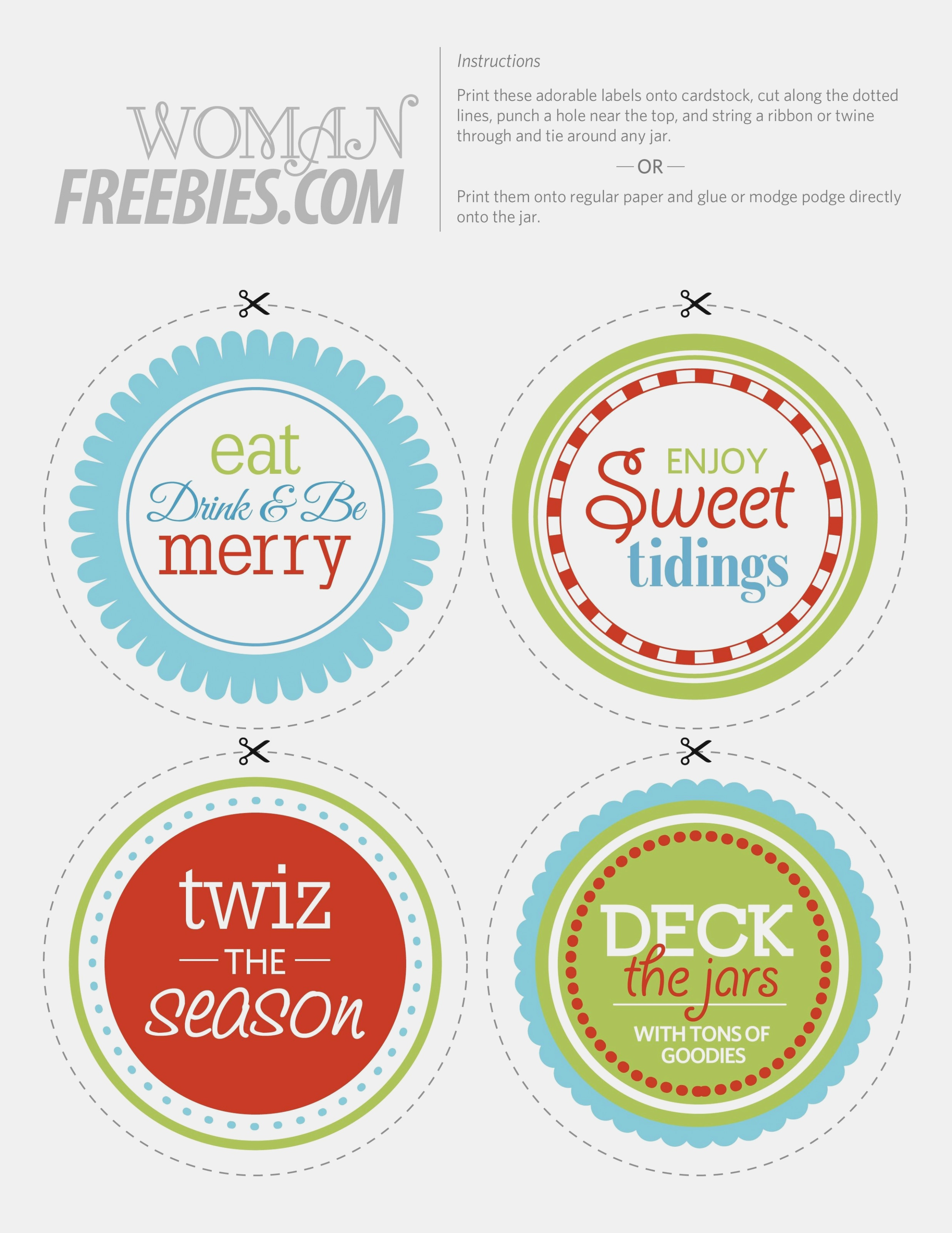 Ten Signs You're In Love With Free | Label Maker Ideas - Free Printable Mason Jar Labels Template