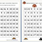 Thanksgiving Skip Counting Mazes 2S, 3S, 5S (Free)   Homeschool Den   Free Printable Thanksgiving Worksheets For Middle School
