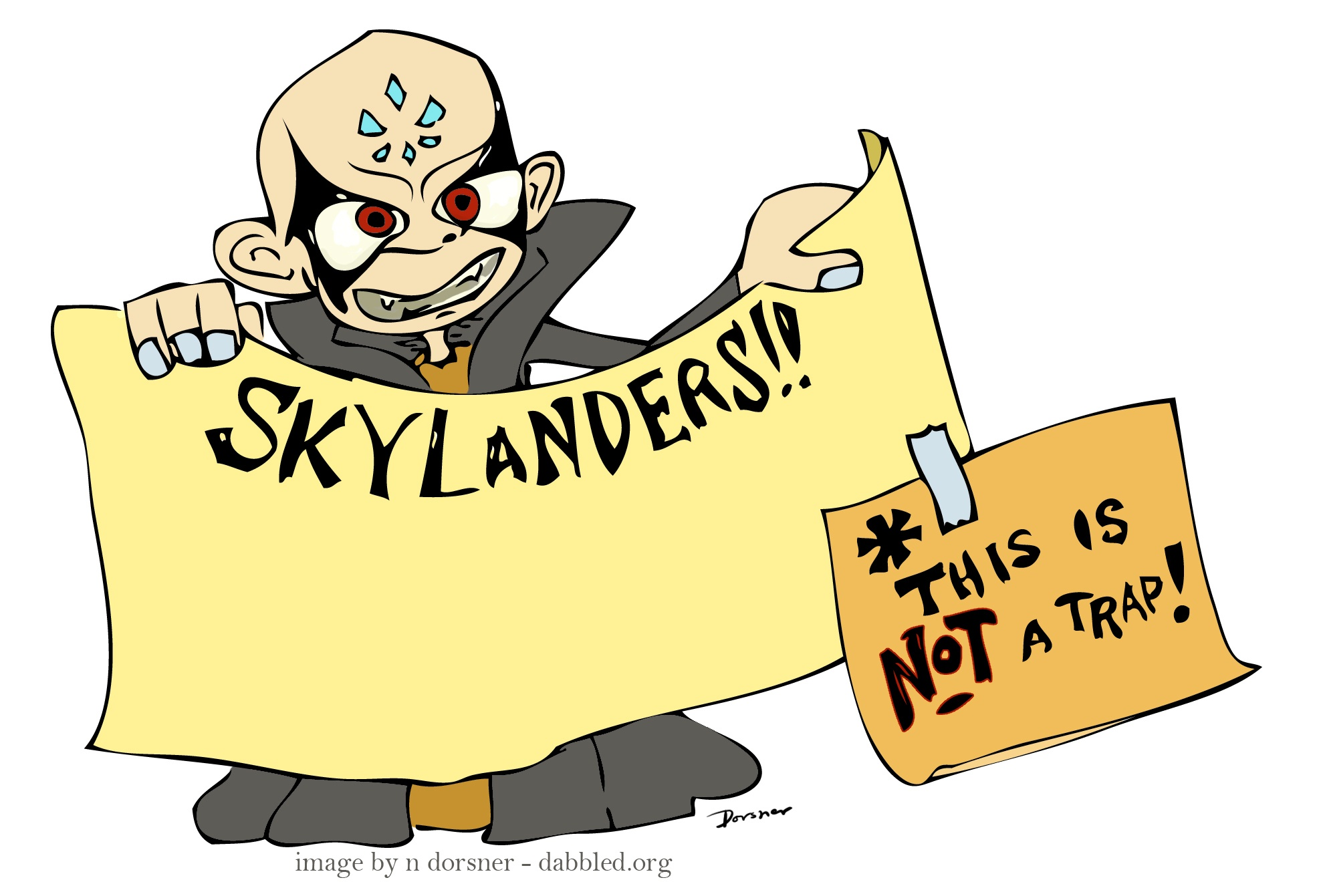 The Skylanders Party Highlights: The Invitation! (Free Printable - Free Printable Skylander Invitations