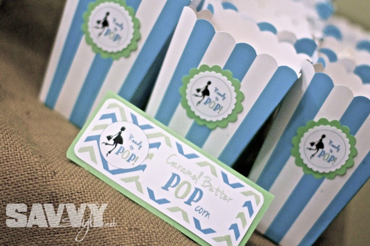 They're Finally Here…free Printables For Your Next Baby Shower! We - Free Printable Ready To Pop Labels