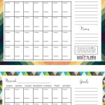 Track Your Progress With These Free Printable Fitness Trackers! | My   Free Printable Fitness Tracker