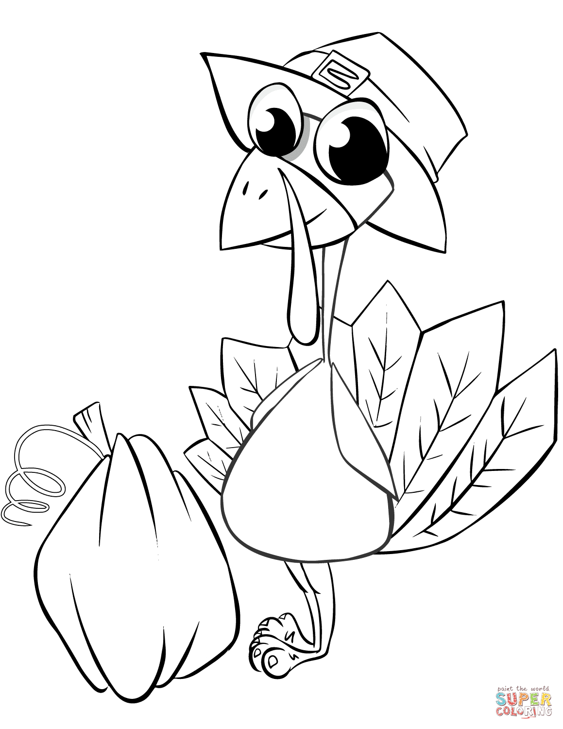 Turkey Coloring Pages | Free Coloring Pages - Free Printable Pictures Of Turkeys To Color