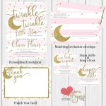 Twinkle Twinkle Little Star Baby Shower And 50 Similar Items   Free Printable Twinkle Twinkle Little Star Baby Shower Invitations