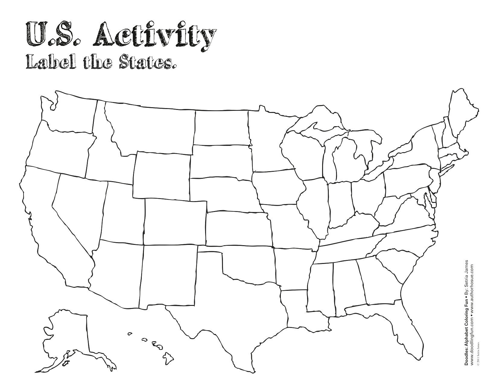 United State Map Template States Printable Inspirationa Us - Free Printable State Maps
