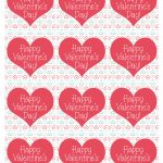 Valentine's Day Party Free Printables   How To Nest For Less™   Free Printable Valentine Heart Patterns
