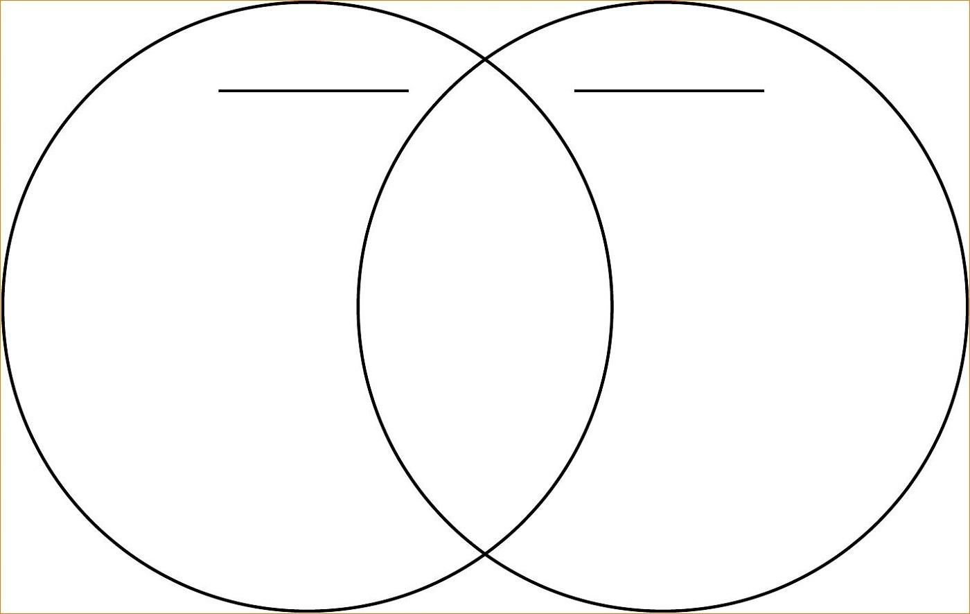 Venn Diagram | Diagram Link - Free Printable Venn Diagram