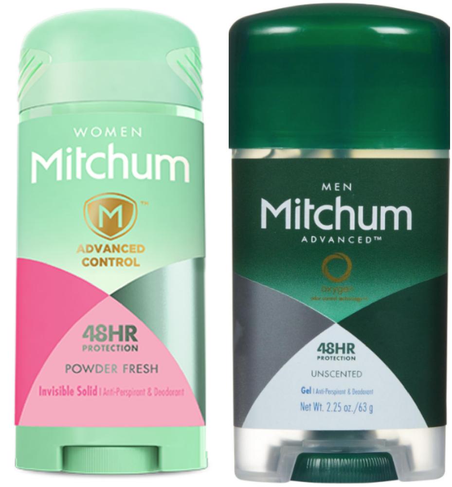Walgreens: Free Mitchum Deodorant - Free Printable Coupons For Mitchum Deodorant