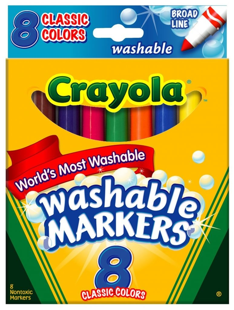 Walmart: Free Crayola Washable Markers - Money Saving Mom® : Money - Free Printable Crayola Coupons