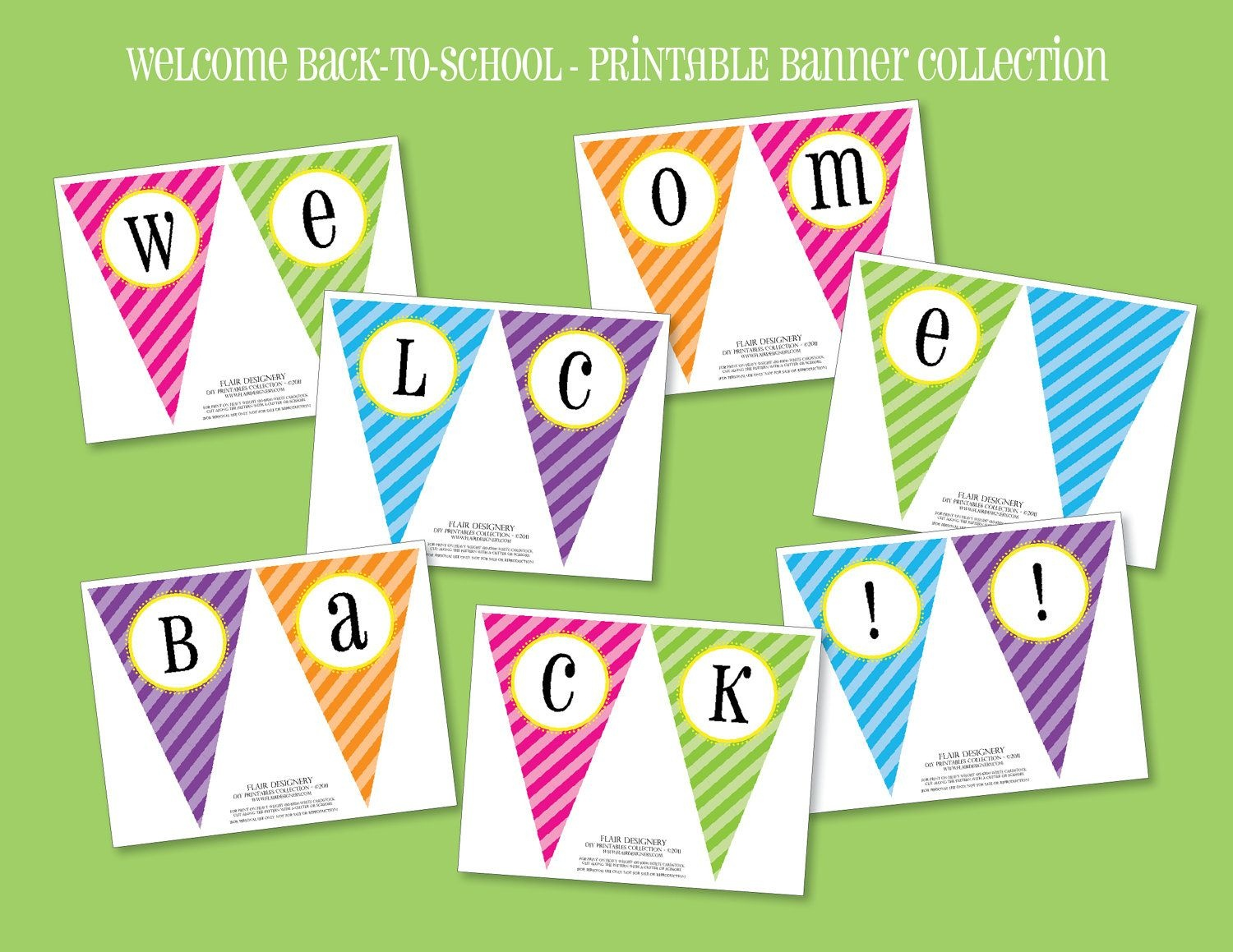 Welcome+Back+Banner+Printable | Banners | Welcome Back Banner - Welcome Back Banner Printable Free