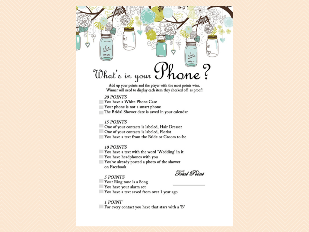 Whats In Your Cell Phone Game Free Printable (87+ Images In - What's In Your Cell Phone Game Free Printable