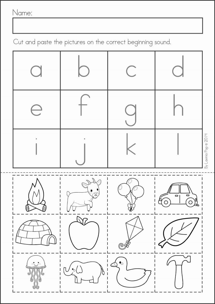 Worksheets Kindergarten Cut And Paste Worksheets 46 Best Farm Images - Free Printable Kindergarten Worksheets Cut And Paste